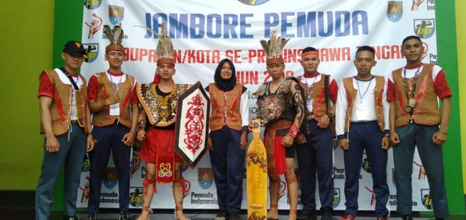 Jambore Pemuda Kabupaten/Kota Se-Provinsi Jawa Tengah Tahun 2018